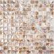 Мозаика из натуральной ракушки