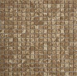 Мозаика каменная, светло-коричневая KG-33P - фото 4521