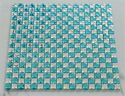 Мозаика стеклянная F15x7 - фото 4684