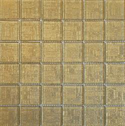 Мозаика стеклянная, золото инков ST068 - фото 4803