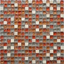 Мозаика стеклянная GS090B - фото 5062