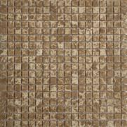 Мозаика каменная, светло-коричневая KG-33P