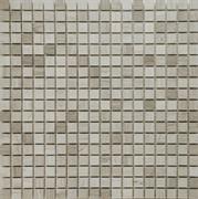 Мозаика каменная, серый мрамор KG-36P