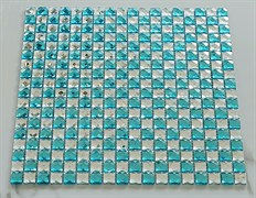 Мозаика стеклянная F15x7