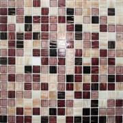 Мозаика стеклянная JS10